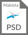 MAKIETA PSD