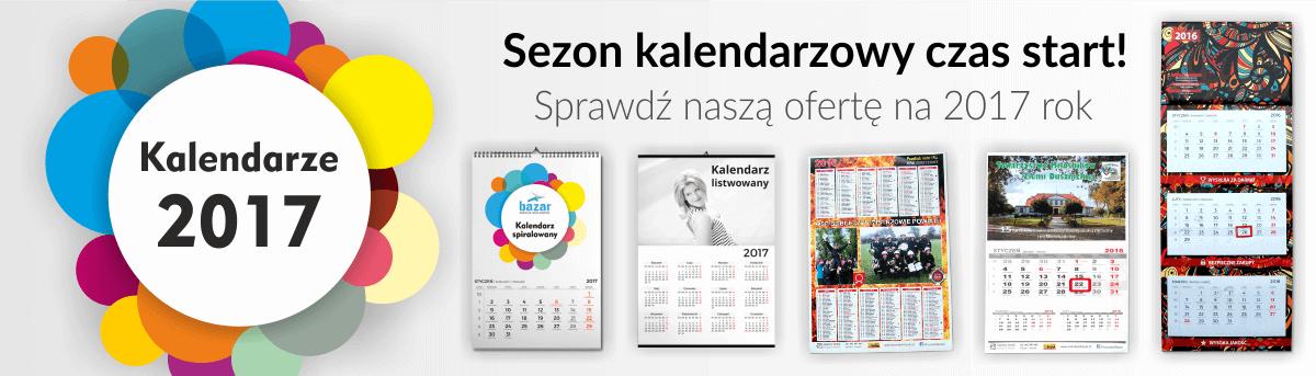 kalendaze dla firm wronki