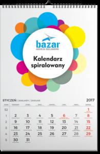 kalendarze miesięczne