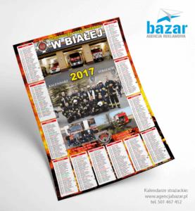 OSP Biała Kalendarze Strażackie