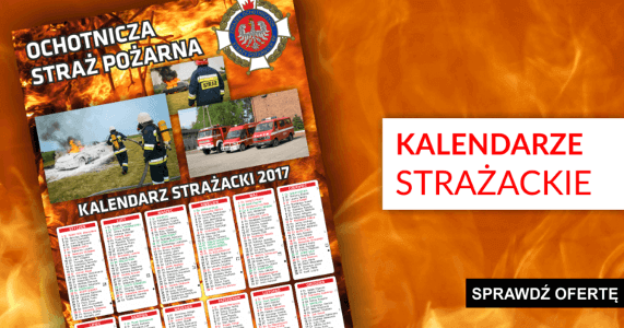kalendarze strażackie 2019