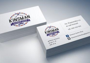 Wizytówka – kinsman