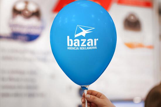 balony znadrukiem