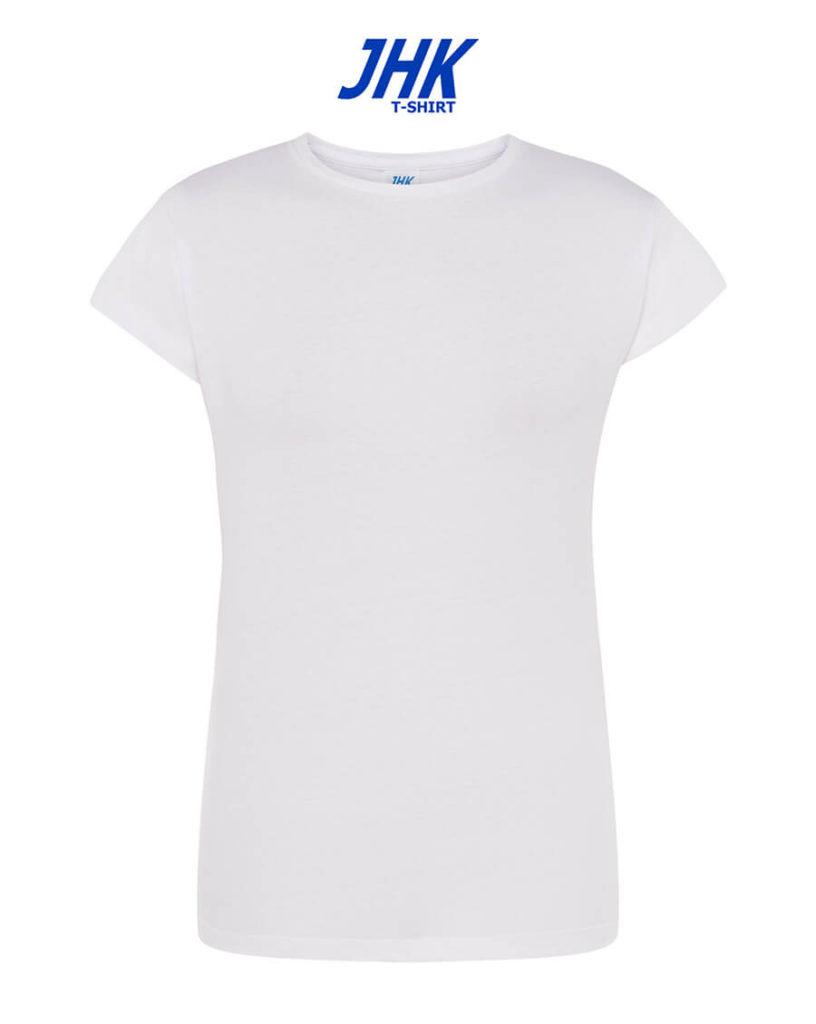 Koszulki znadrukiem JHK damskie