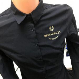 koszule znadrukiem