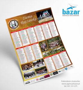 Kalendarze dla zespołów tanecznych