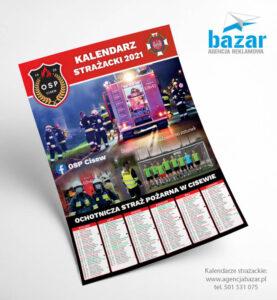 Kalendarze strażackie najtańsze