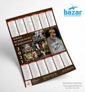 Kalendarze parafialne tanie