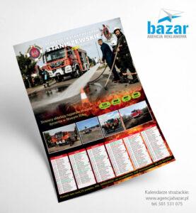 Drukarnia kalendarzy strażackich